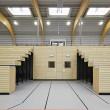 Schulzentrum Weberstaße, Dreifeldsporthalle, Neuss
